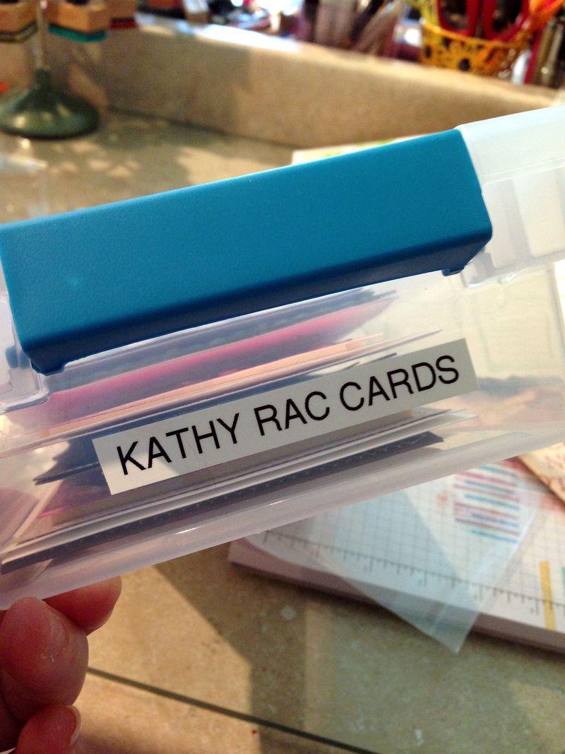 Kathy Rac cards 1