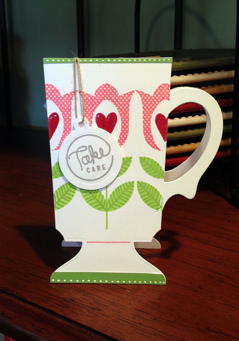 PTI teacup card