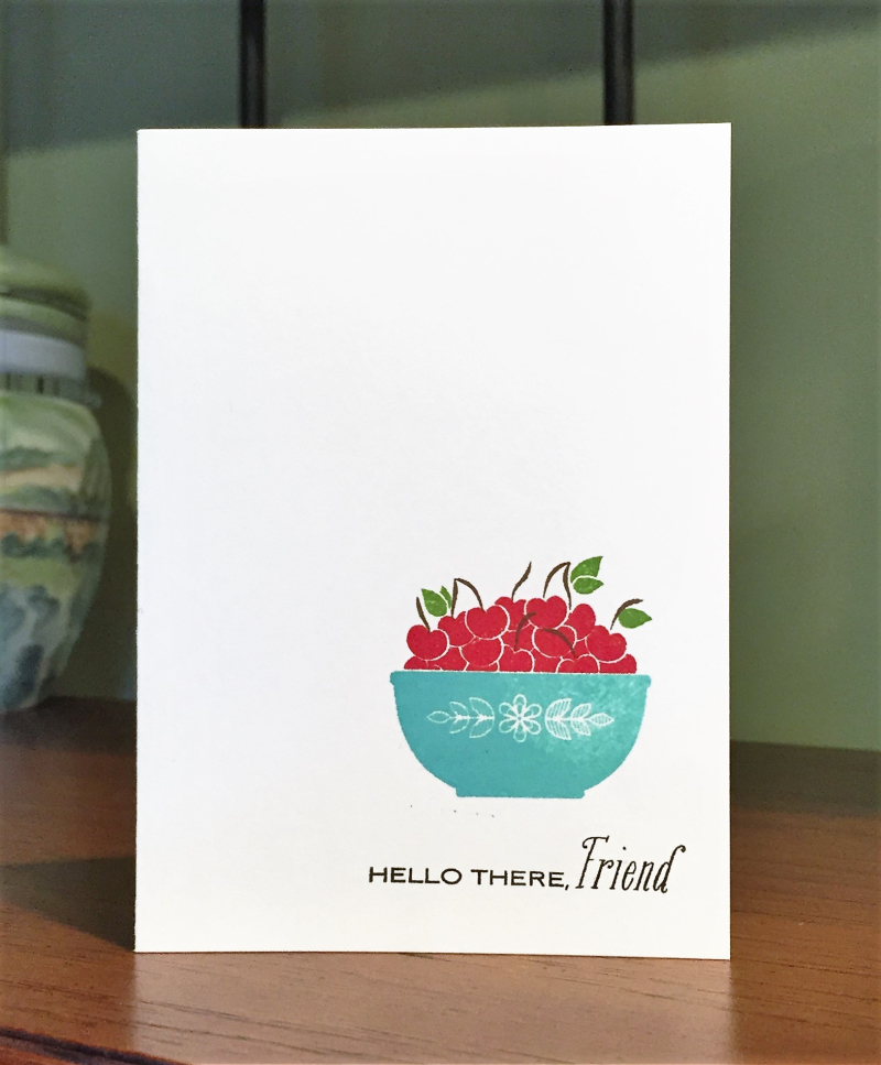 Second helping 1 card