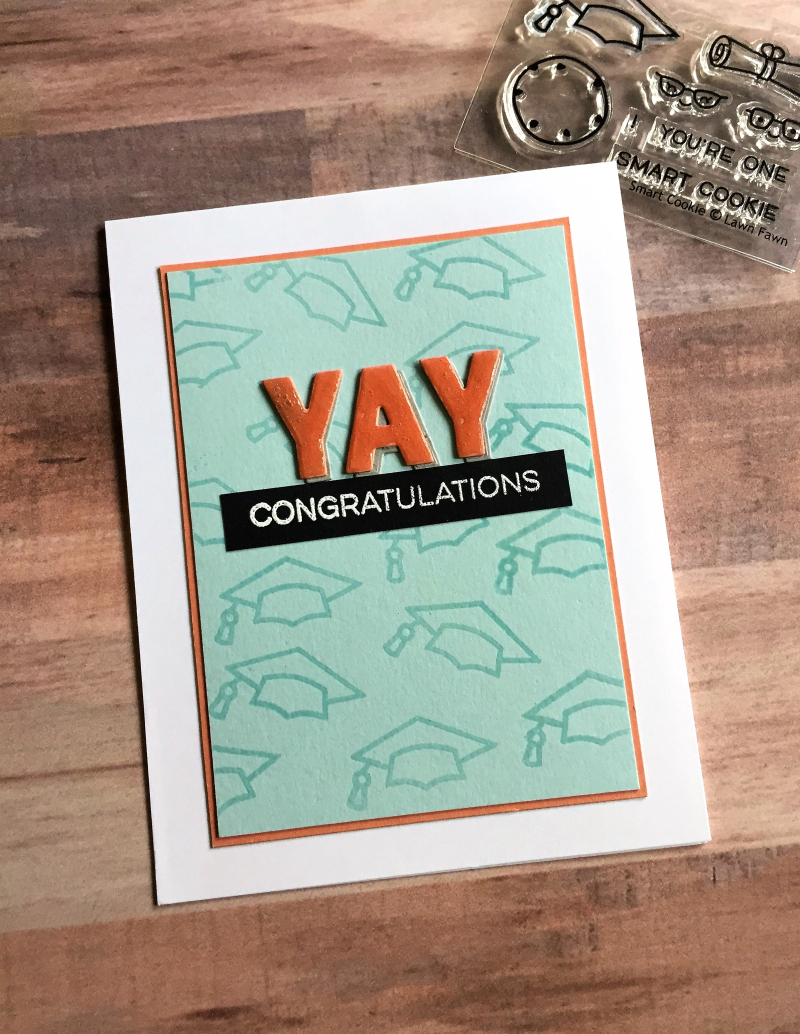 Kay graduation card