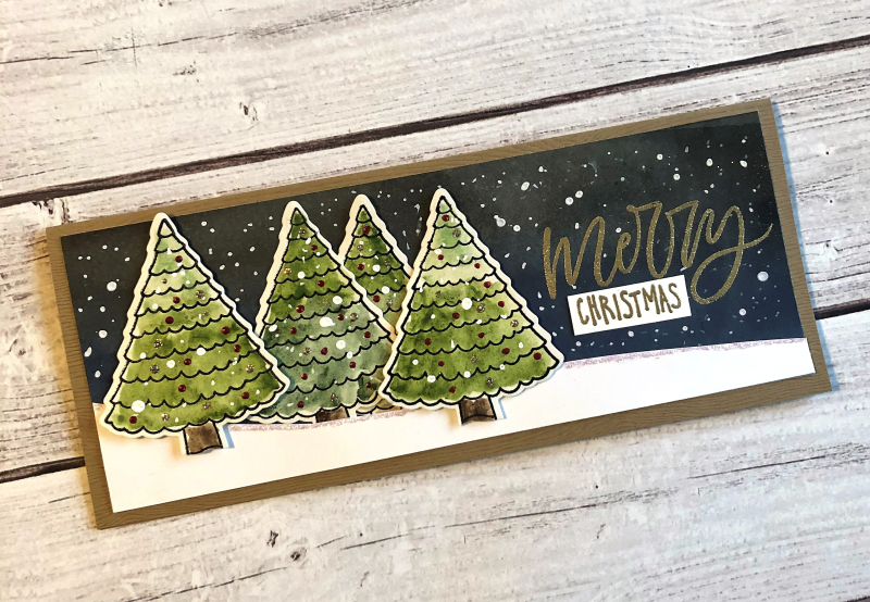 HBS Trees card 1