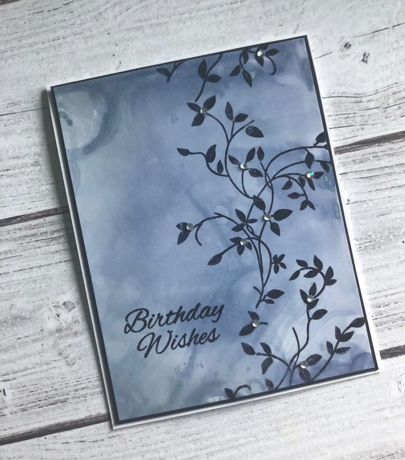 Gina K vine card